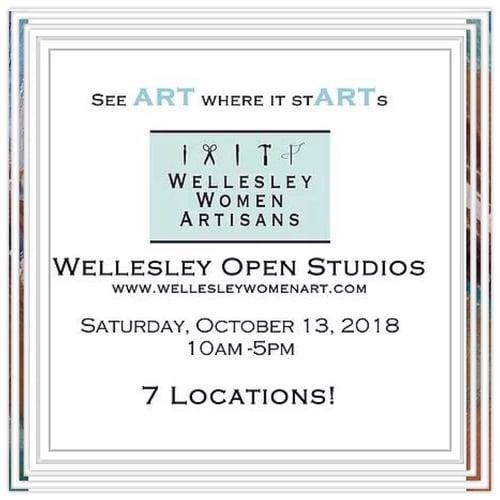 Wellesley open studios