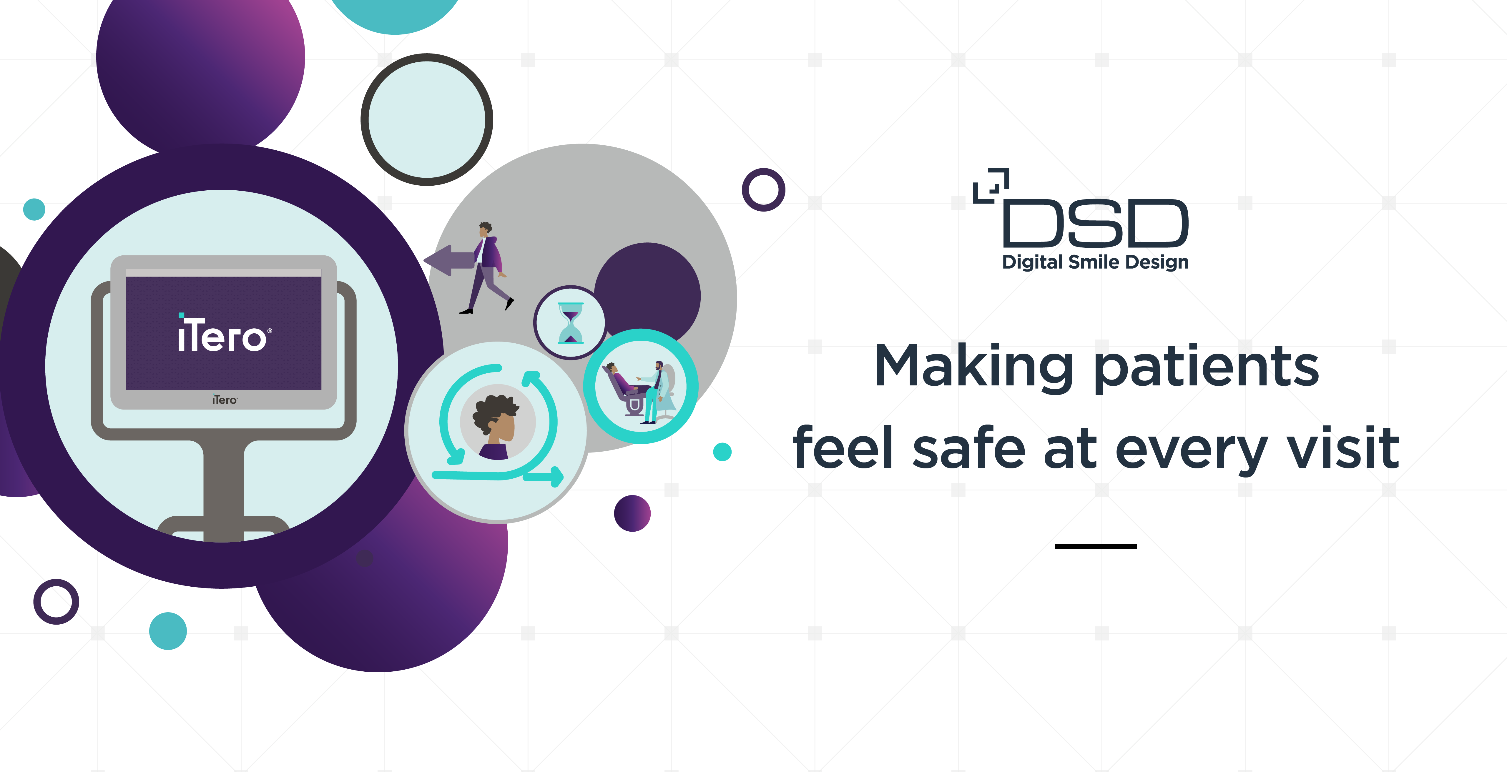 Making patients feel safe at every visit Itero