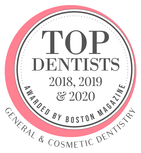Create a image for 2020 Boston Dentist_Badge