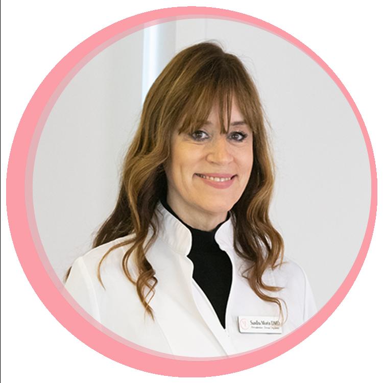 Dr Sandra Morin.